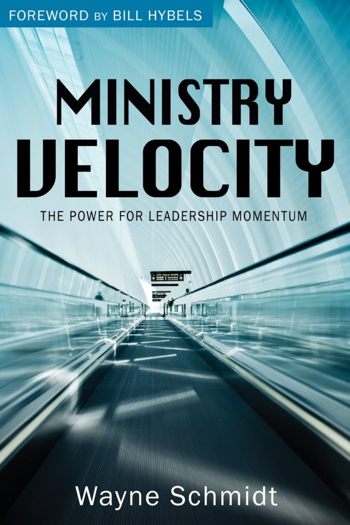 Book Cover: Ministry Velocity